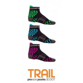Calcetines CompressportProRacingSocks 3D.DOT